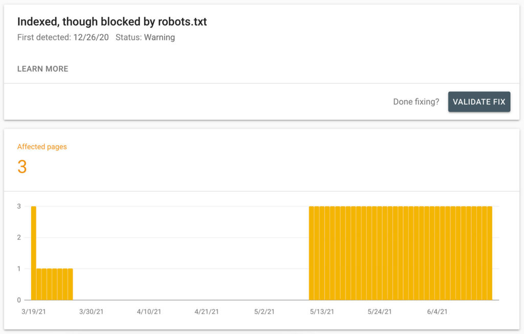"""How to fix """"Indexed, though blocked by robots.txt"""" in Google Search Console"""